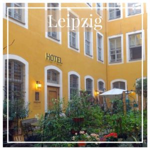 Leipzig - Hotel Fregehaus