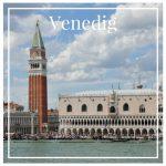 Venedig - Campanile und Dogenpalast