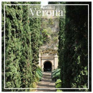 Verona - Giadino Giusti