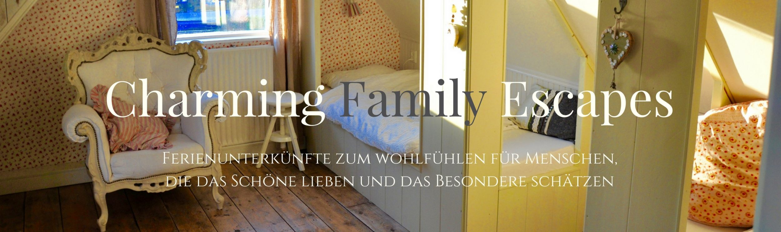Charming Family Escapes