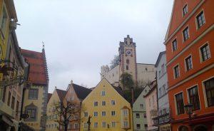 Füssen Innenstadt