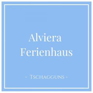 Alviera Ferienhaus, Tschagguns, Montafon, Österreich