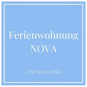 Ferienwohnung NOVA, Tschagguns, Montafon, Österreich