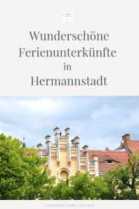Wunderschöne Ferienunterkünfte in Hermannstadt, Charming Family Escapes