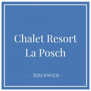 Chalet Resort La Posch, Biberwier, Tirol, Österreich