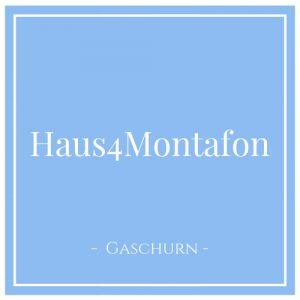 Haus4Montafon, Gaschurn, Montafon, Österreich