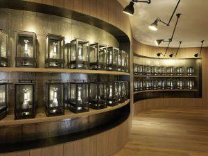 Löwen Hotel Montafon - Flaschenwand