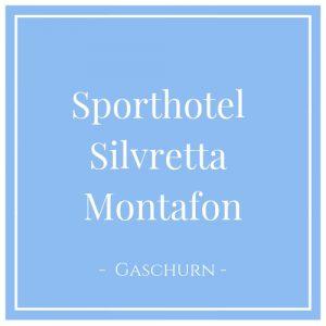 Sporthotel Silvretta Montafon, Gaschurn, Montafon, Österreich