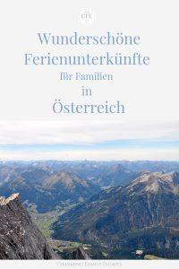 Wunderschöne Ferienunterkünfte für Familien in Österreich, Charming Family Escapes