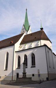 Feldkirch - Dom Sankt Nikolaus