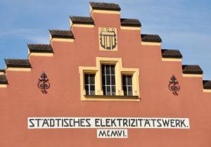 Feldkirch - Elektrizitätswerk