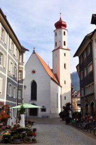 Feldkirch - Frauenkirche