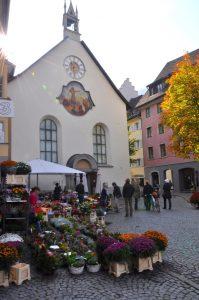 Feldkirch - Johanniterkirche