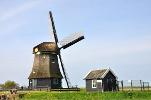 Het Dijkhuisje - Windmühle
