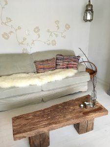 Het Dijkhuisje - Wohnzimmer