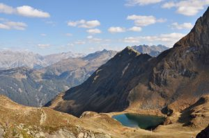 Schwarzsee mit Panorama 1
