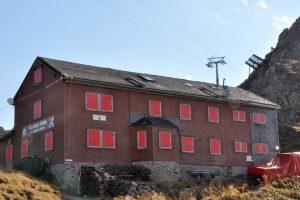 Wormser Hütte im Montafon