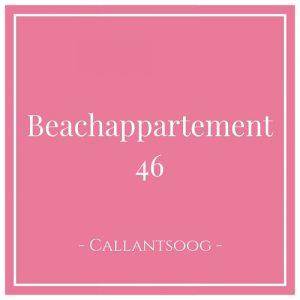 Beachappartement 46, Callantsoog, Holland