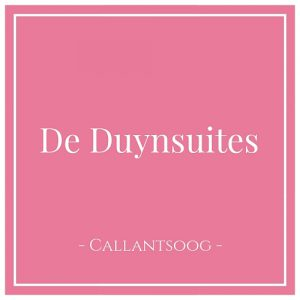De Duynsuites, Callantsoog, Holland