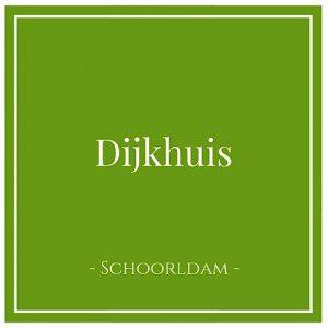 Dijkhuis, Schoorldam, Holland