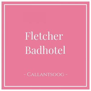 Fletcher Badhotel, Callantsoog, Holland