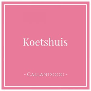 Koetshuis, Callantsoog, Holland