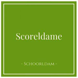 Scoreldame, Schoorldam, Holland