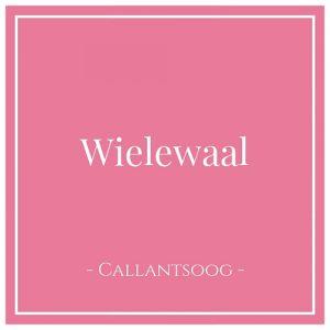 Wielewaal, Callantsoog, Holland