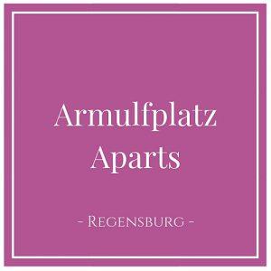 Arnulfplatz Aparts, Regensburg, Deutschland