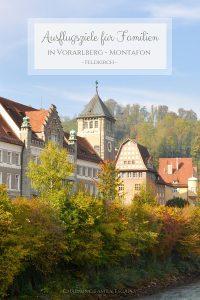 Ausflugsziele für Familien - Feldkirch
