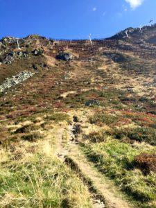 Berg am Sennigrat-Lift