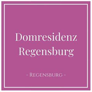 Domresidenz Regensburg, Regensburg, Deutschland