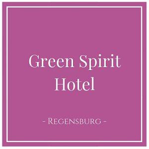 Green Spirit Hotel, Regensburg, Deutschland