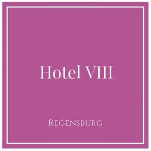 Hotel VIII, Regensburg, Deutschland