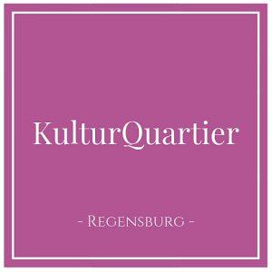 KulturQuartier, Regensburg, Deutschland