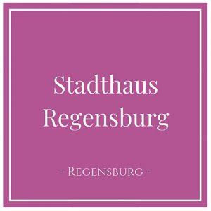 Stadthaus Regensburg, Regensburg, Deutschland
