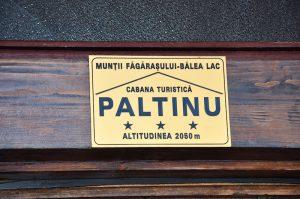 Auf dem Paltinu in Rumänien
