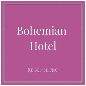 Bohemian Hotel, Regensburg, Deutschland