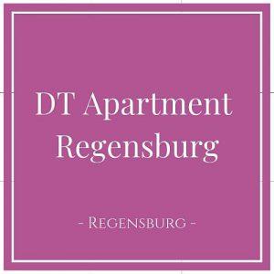 DT Apartment Regensburg, Regensburg, Deutschland