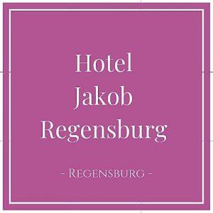 Hotel Jakob Regensburg, Regensburg, Deutschland