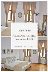 Astra Apartments auf Charming Family Escapes