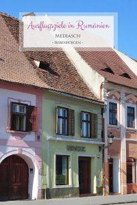 Ausflugsziele in Rumänien - Mediasch