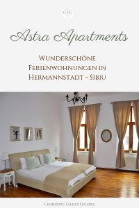Charming Family Escapes - Astra Apartments, Sibiu, Hermannstadt, Siebenbürgen, Rumänien