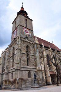 Kronstadt Brasov Rumänien - Biserica Neagra
