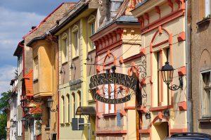 Kronstadt-Brasov Altstadt