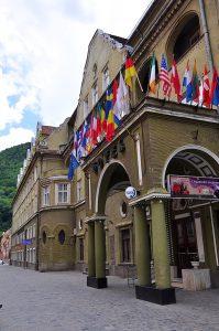 Kronstadt-Brasov Altstadt Hotel