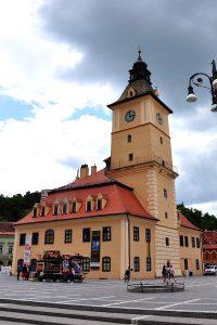 Kronstadt-Brasov altes Rathaus