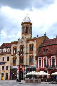 Kronstadt-Brasov orthodoxe Kirche