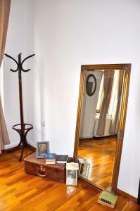 Astra Apartement, kleine Wohnung - Schlafzimmer