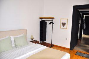Astra Apartment, große Wohnung - Schlafzimmer 1 (b)